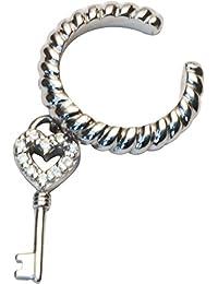 Key To My Heart Ear Cuff