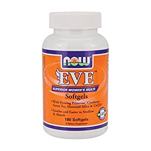 Now Foods Eve, Women's Multi Vitamin, Softgels, 180-Count