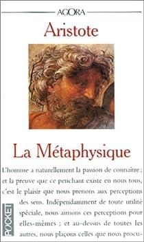 La Métaphysique par Aristote