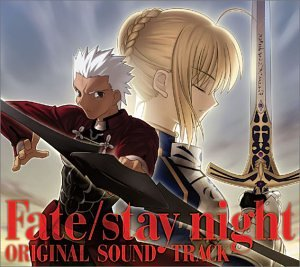 Fate/stay night ORIGINAL SOUNDTRACK