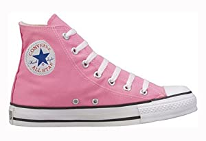Converse Chuck Taylor All Star Hi Top Pink men's 10/ women's 12