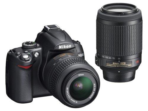 Nikon �ǥ��������ե���� D5000 ���֥륺���७�å� D5000WZ