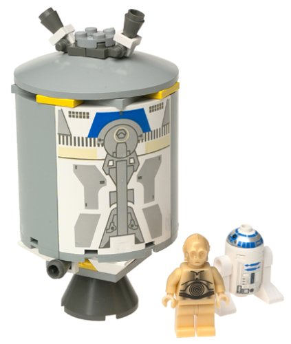 LEGO Star Wars: R2-D2 & C-3PO Escape Pod