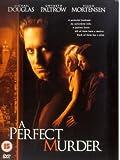 A Perfect Murder [DVD] [1998]