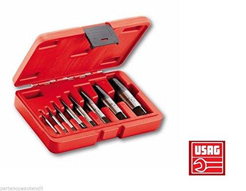 ESTRATTORI CONICI USAG 458 S8 PER VITI E PRIGIONIERI SPEZZATI DA 1-8 MM. 458013