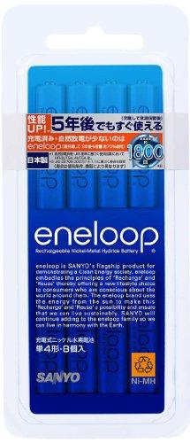 eneloop 8������ѥå� HR-4UTGB-8