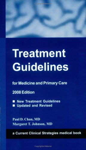 Treatment Guidelines for Medicine and Primary Care, 2008 Edition