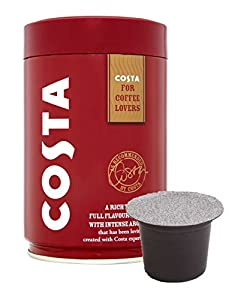 Shop for 100pk Costa Espresso Coffee Pods - Nespresso Compatible - Costa
