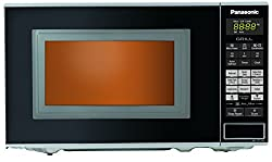 Panasonic NN-GT231M Epoxy 20-Litre Grill Microwave Oven (Silver)