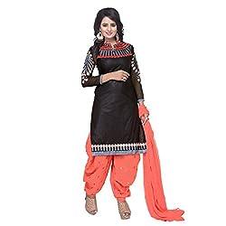 Fashion Ritmo Cotton Pretty Patiala Salwar kameez