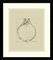 buy Ring Design Ii By Ethan Harper Framed