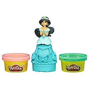 Play Doh Mix n Match Figure Featuring Disney Princess Jasmine