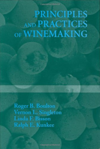 Principles and Practices of Winemaking