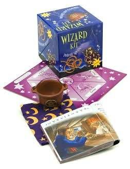 Rupert Matthews Wizard Kit - Magic and Mystery - Junior