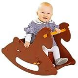 Moover Rocking Horse ゆらゆら木馬(組立式) レッド