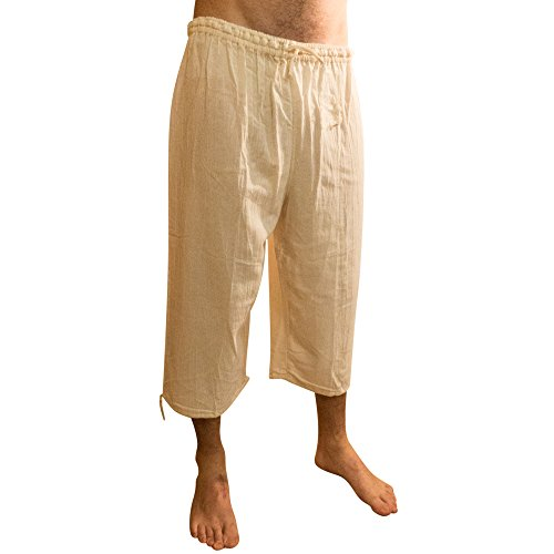 cotton-summer-ethically-traded-three-quarter-length-trousers-elasticated-waist-tela-hindu-from-ecuad
