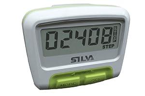 Silva EX Plus Podomètre Blanc/Vert