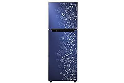 Samsung RT28K3022VL Frost-free Double-door Refrigerator (253 Ltrs, 2 Star Rating, Lilac Steel Violet)