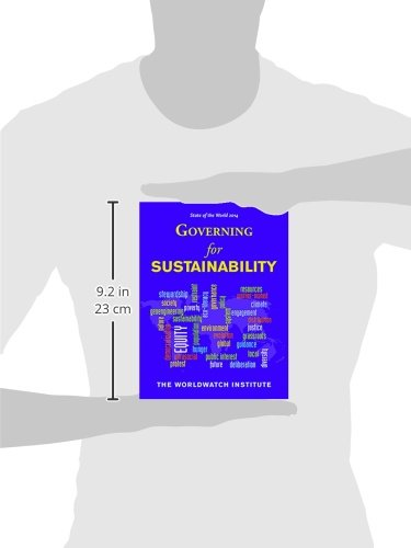 Governing for Sustainability (State of the World (Paperback))