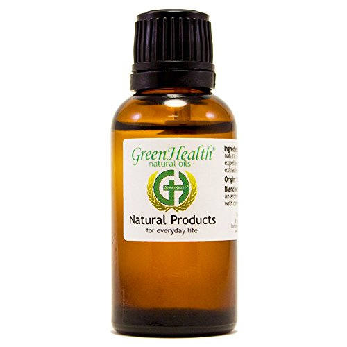 1 oz Litsea Cubeba Essential Oil (100% Pure & Uncut) - GreenHealth
