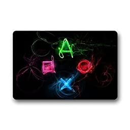Old Tin Sign Concert Posters Abstract Playstation Buttons Decor Metal Poster