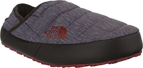 North Face M Thermoball Traction Mule Ii, Pantofole a Collo Basso Uomo, Multicolore (Grigio/Phtgyhrpt/Rdyrd), 42 EU