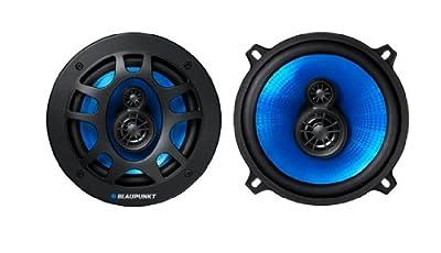 Blaupunkt GT Power 54.3x 3-Wege 13 cm Triaxial Auto-Lautsprecher (220 Watt) von blaupunkt auf Reifen Onlineshop