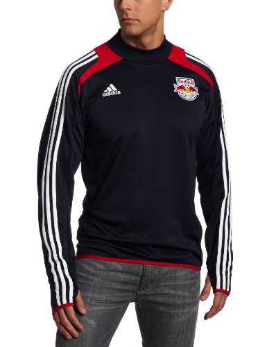 MLS New York Red Bulls Training Top (Dark Navy, X-Large)