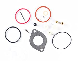 Briggs & Stratton 697241 Carburetor Overhaul Kit Replacement for Model 697154 by Magneto Power
