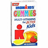 Iron Kids Gummies Multi Vitamins -60 gummies Brand: IronKids - Life Science Nutritionals - Canadian