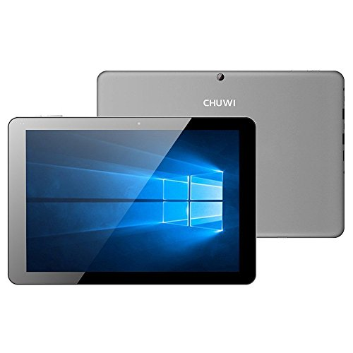 Chuwi Hi12 Tablette 12 Pouces Windows 10 Intel Trail-T3 Z8300 Quad Core 4GB / 64GB PC Gris