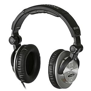 Ultrasone HFI-680 S-Logic Surround Sound Professional Headphones - Black/Silver