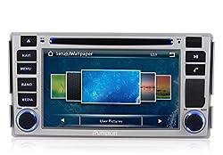 See Pumpkin 6.2 inch For Hyundai Santa Fe 2006-2012 In Dash HD Touch Screen Car DVD Player GPS/SD/USB/BT/FM/AM Radio Stereo Navigation Details