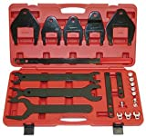 Advanced Tool Design Model ATD-8606 24 Piece Serpentine Belt & Fan Clutch Tool Set