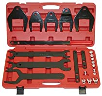 Hot Sale ATD Tools 8606 24-Piece Fan Clutch Removing/Installing Set with Serpentine Belt Tool and Accessories