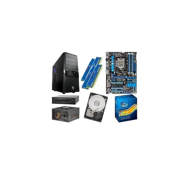 ASUS P8P67 LE B3 Intel P67 Barebones Kit Computers & Accessories
