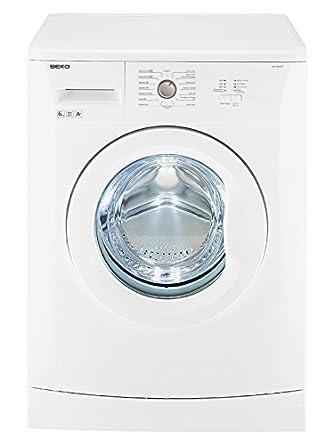 Beko WB 10806 IT Lave linge 6 kg 800 trs/min A+ Blanc