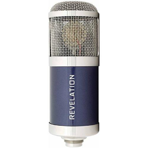 Mxl Revelation | Variable Pattern Tube Studio Condenser Microphone