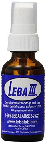 Leba III Pet Dental Spray