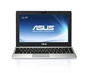 "ASUS 1225B-SU17-SL 11.6"" LED Dual Core E450 (1.65GHz) 4 GB DDR3 320 GB HDD 64-bit Windows 7 Home Matte Silver Notebook"