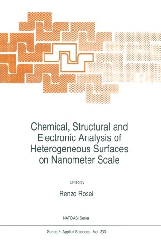 Chemical, Structural And Electronic Analysis Of Heterogeneous Surfaces On Nanometer Scale (Nato Science Series E:)