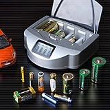E&K AZREX マルチチャージャー 電池充電器 AX-010