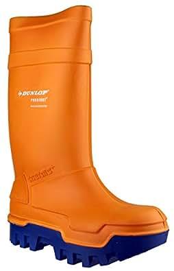 Orange de Dunlop Thermo Botte - 5 - C662343