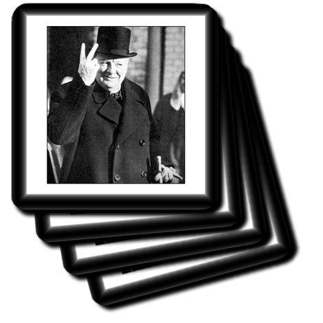 Winston Churchill Coasters