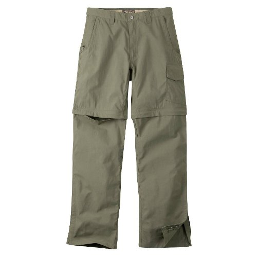 Mountain Khakis Men's Granite Creek Convertible, Pine, 38x34
