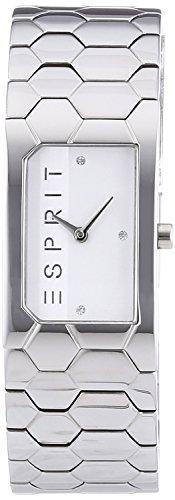 Esprit Houston Hexa ES107882001 Reloj de Pulsera para mujeres Momento Estelar de Diseño