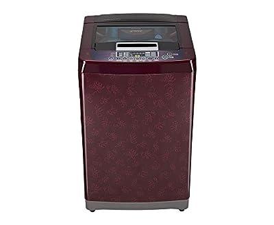 LG T7548TEEL3 Top-loading Washing Machine (6.5 Kg, Dark Red and Dark Red Pattern)