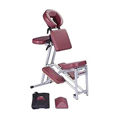 Stronglite Stronglite Ergo Pro Portable Massage Chair, Teal, Aluminum