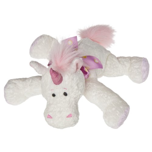 "Mary Meyer Flip Flop Plush Jasmine Unicorn 14"" front-923239"