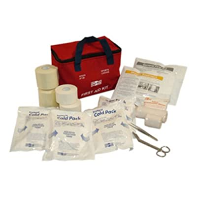 Tactical First Aid Kit: Pac-Kit by First Aid Only 7150 86 Piece Coach's First Aid Kit with Fabric Case by Pac-kit